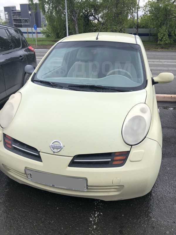 Nissan Micra, 2004 год, 200 000 руб.