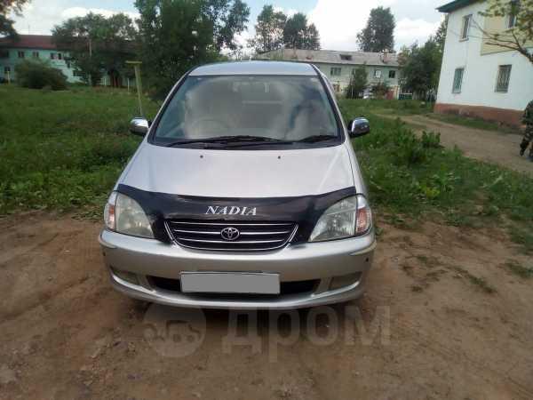 Toyota Nadia, 1998 год, 310 000 руб.
