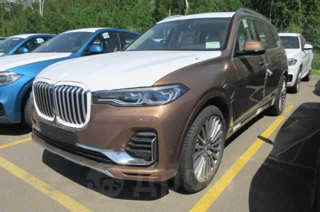BMW X7, 2019 год, 7 390 000 руб.