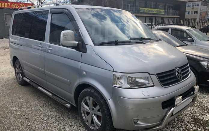 Volkswagen Multivan, 2005 год, 975 000 руб.