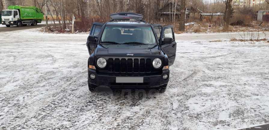 Jeep Patriot, 2010 год, 720 000 руб.