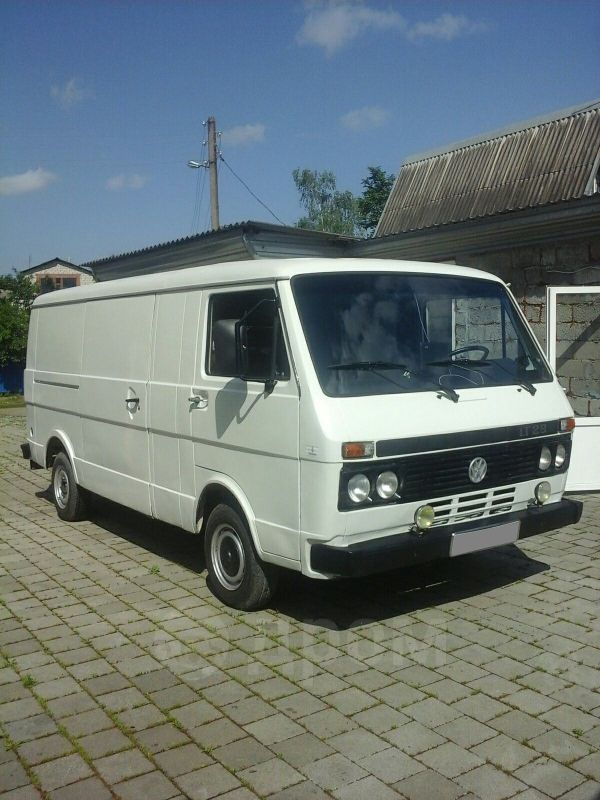 Volkswagen Transporter, 1991 год, 250 000 руб.