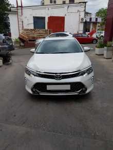 Сочи Toyota Camry 2018
