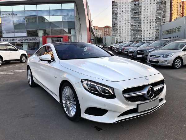 Mercedes-Benz S-Class, 2014 год, 4 600 000 руб.