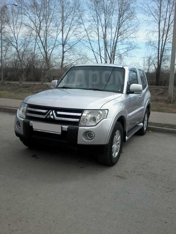 Mitsubishi Pajero, 2008 год, 1 180 000 руб.