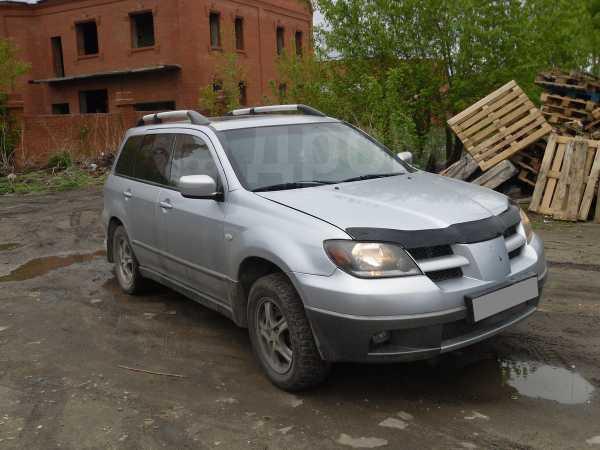 Mitsubishi Outlander, 2004 год, 345 000 руб.