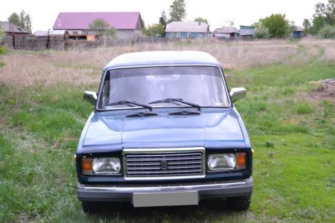 Лада 2107, 2001 год, 70 000 руб.