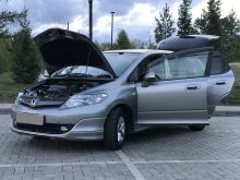 Красноярск Honda Airwave 2007