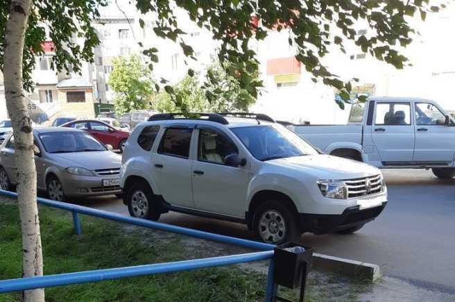 Renault Duster, 2015 год, 540 000 руб.