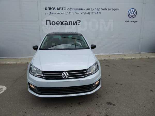 Volkswagen Polo, 2019 год, 1 032 800 руб.