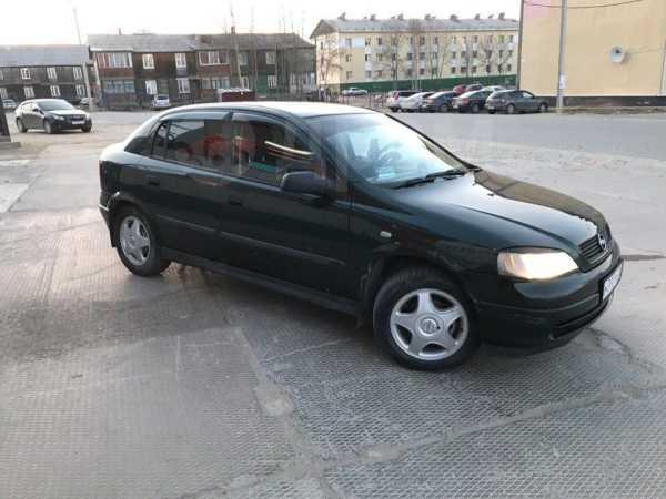 Opel Astra, 1998 год, 115 000 руб.