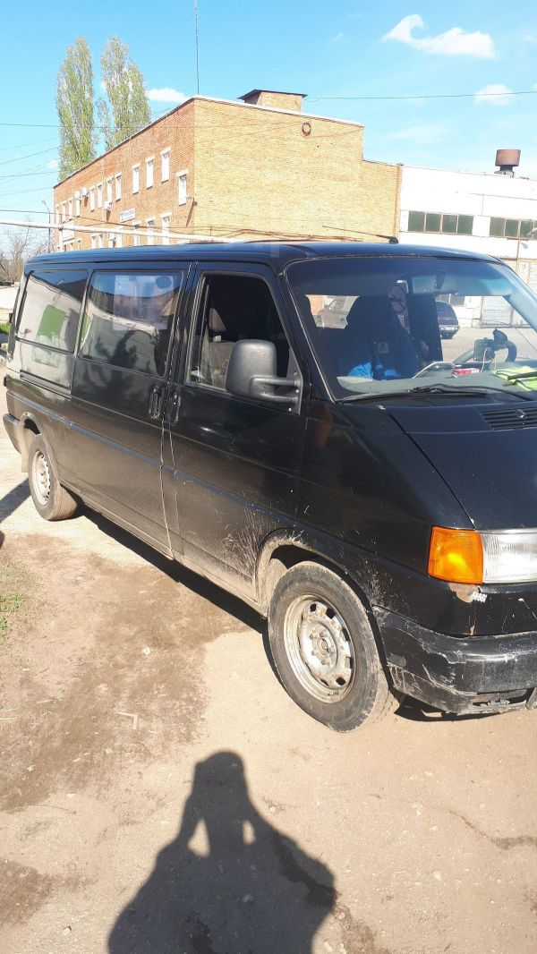 Volkswagen Transporter, 1991 год, 170 000 руб.