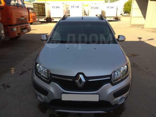 Renault Sandero Stepway, 2017 год, 640 000 руб.