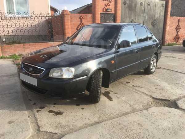 Hyundai Accent, 2008 год, 168 000 руб.