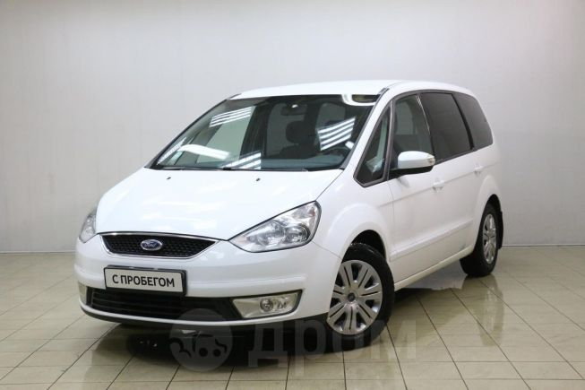Ford Galaxy, 2008 год, 625 000 руб.