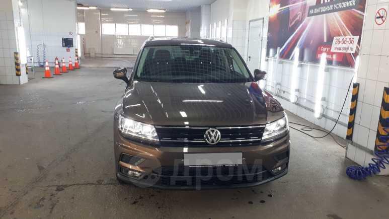 Volkswagen Tiguan, 2018 год, 1 600 000 руб.