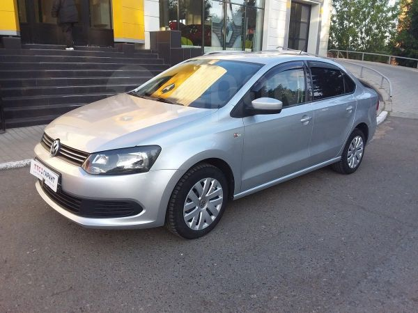 Volkswagen Polo, 2014 год, 441 200 руб.