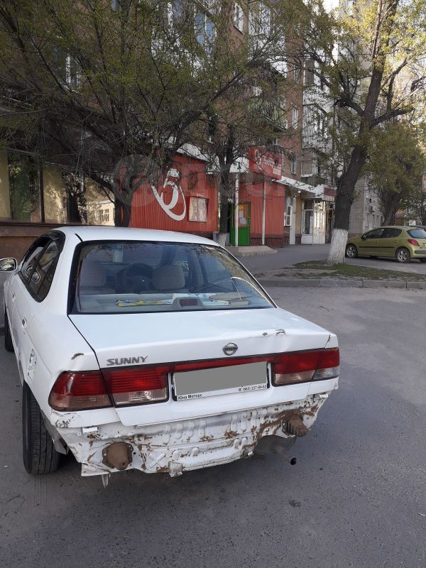 Nissan Sunny, 2002 год, 105 000 руб.