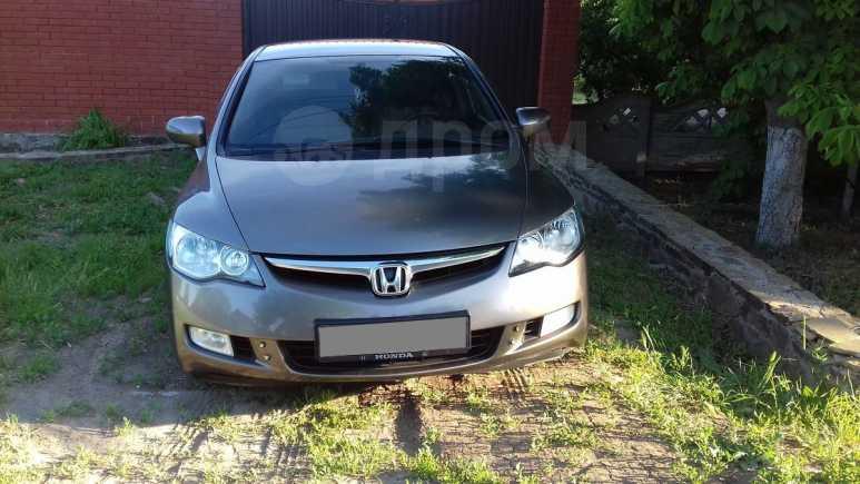 Honda Civic, 2008 год, 467 000 руб.