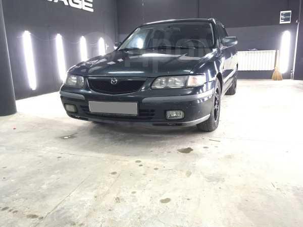 Mazda 626, 1998 год, 85 000 руб.