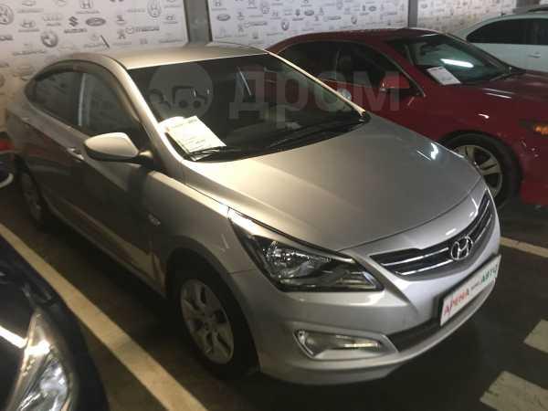 Hyundai Solaris, 2014 год, 529 000 руб.