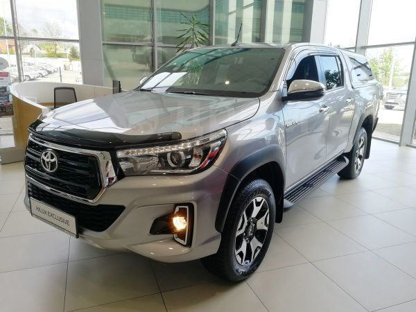 Toyota Hilux Pick Up, 2019 год, 3 278 000 руб.