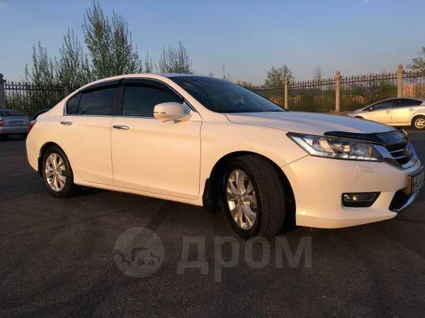 Honda Accord, 2013 год, 1 170 000 руб.