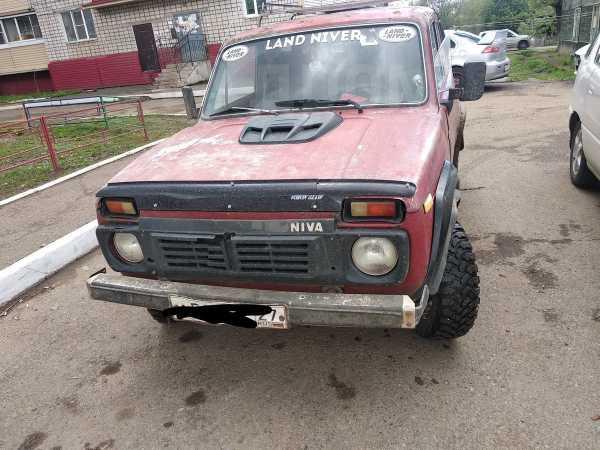 Лада 4x4 2121 Нива, 1989 год, 80 000 руб.