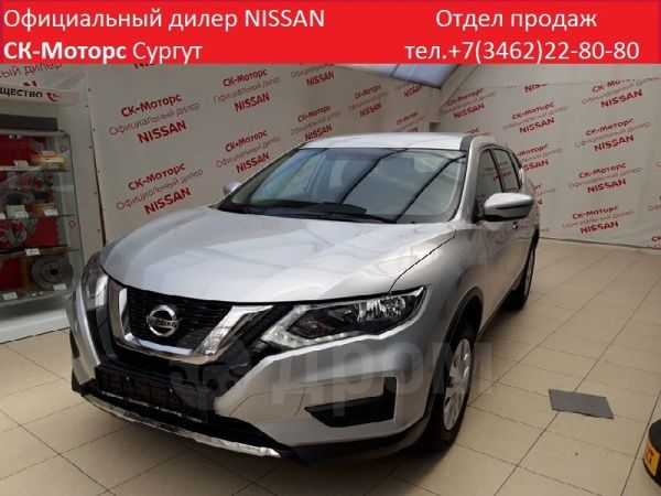 Nissan X-Trail, 2019 год, 1 648 000 руб.