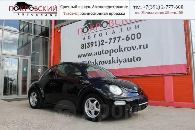 Volkswagen Beetle, 2002 год, 300 000 руб.