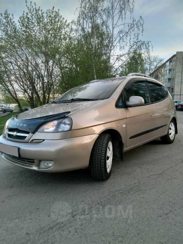 Chevrolet Rezzo, 2006 год, 249 000 руб.