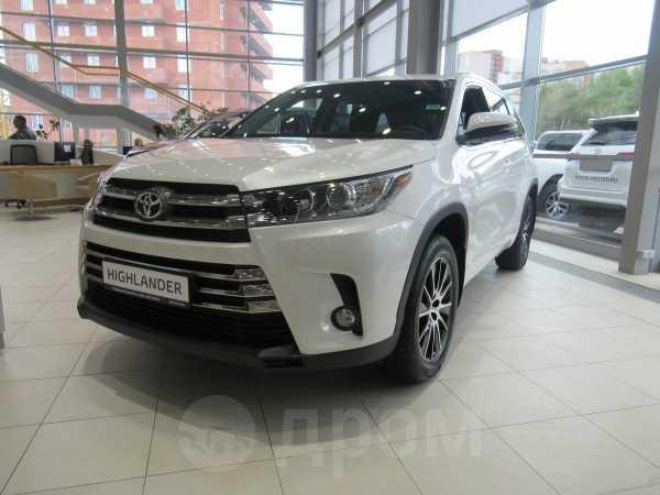 Toyota Highlander, 2019 год, 3 675 000 руб.
