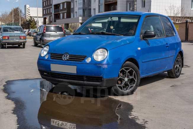 Volkswagen Lupo, 2000 год, 120 000 руб.