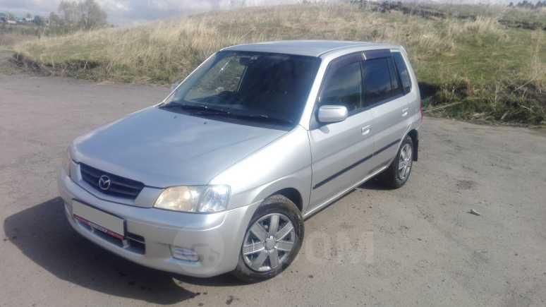 Mazda Demio, 2002 год, 128 000 руб.