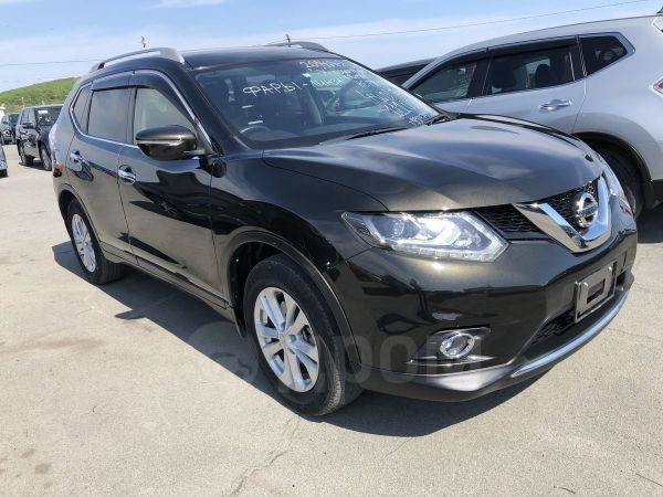 Nissan X-Trail, 2014 год, 1 075 000 руб.