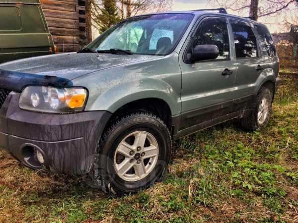 Ford Escape, 2004 год, 320 000 руб.