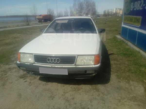 Audi 100, 1985 год, 70 000 руб.