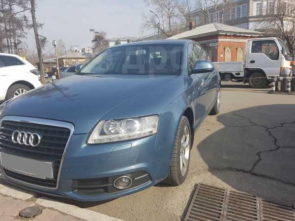 Audi A6, 2010 год, 770 000 руб.