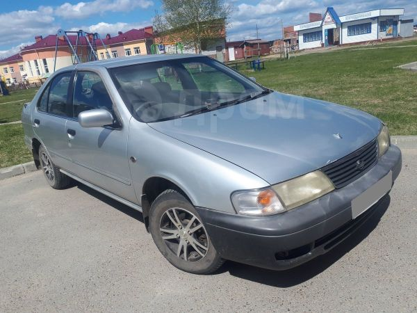 Nissan Sunny, 1996 год, 140 000 руб.
