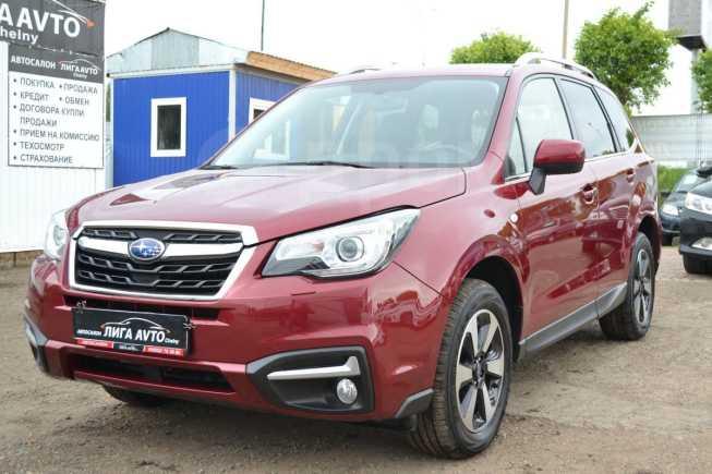 Subaru Forester, 2016 год, 1 498 000 руб.