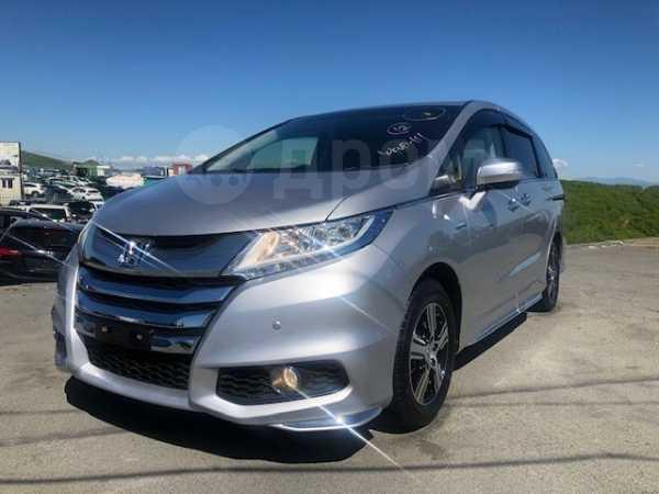 Honda Odyssey, 2016 год, 1 410 000 руб.