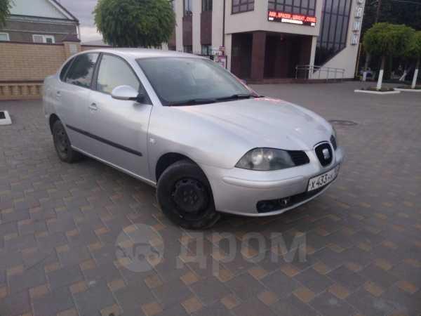 SEAT Cordoba, 2003 год, 125 000 руб.