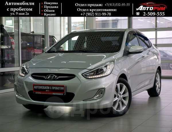 Hyundai Solaris, 2013 год, 577 000 руб.