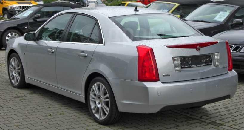 Cadillac BLS, 2007 год, 670 000 руб.