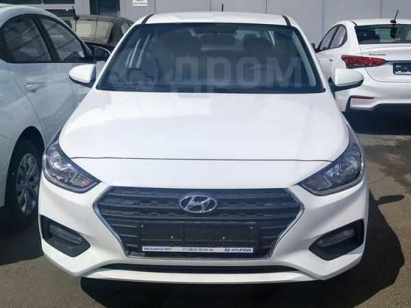 Hyundai Solaris, 2019 год, 706 000 руб.