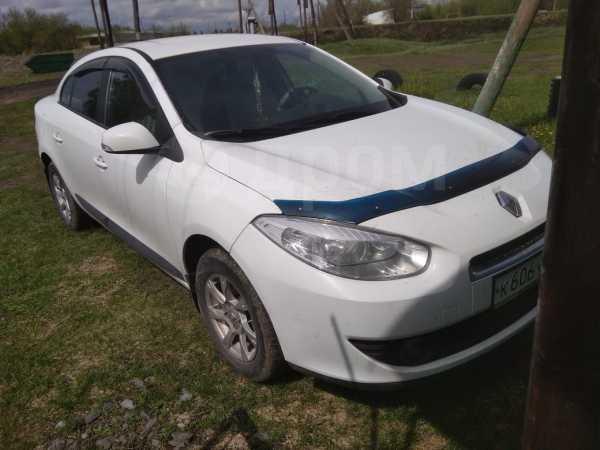 Renault Fluence, 2010 год, 437 000 руб.