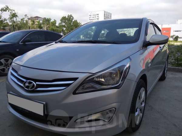 Hyundai Solaris, 2015 год, 510 000 руб.