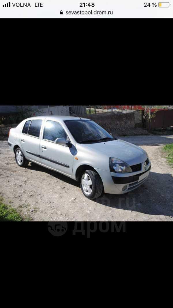 Renault Symbol, 2003 год, 139 000 руб.