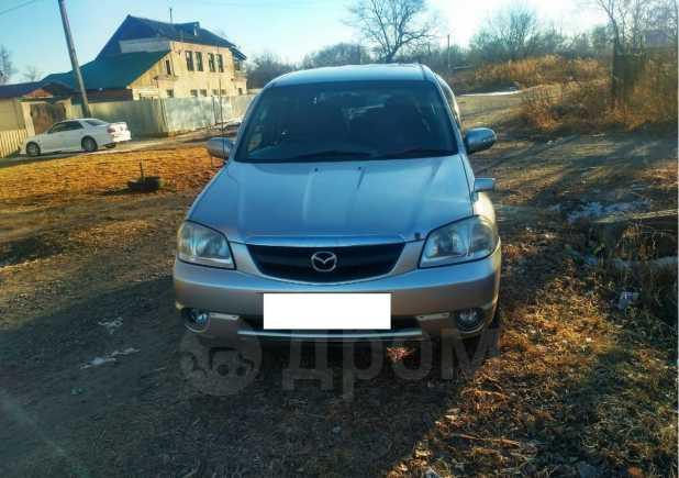 Mazda Tribute, 2003 год, 490 000 руб.