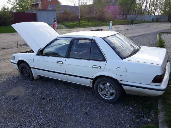 Nissan Bluebird, 1989 год, 43 000 руб.